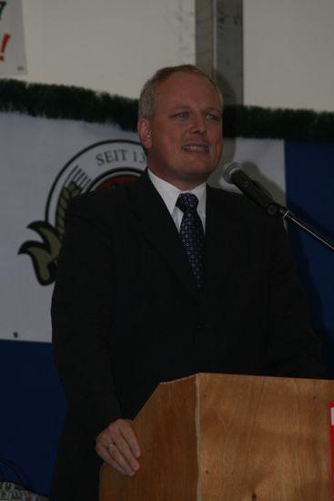 stellv. Vorsitzender der SPD-Bundestagsfraktion Ulrich Kelber, MdB